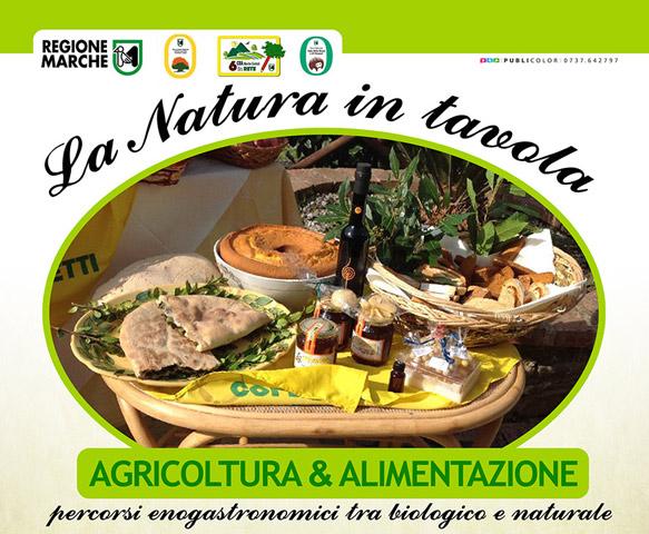 La natura in tavola - Agricoltura & Alimentazione